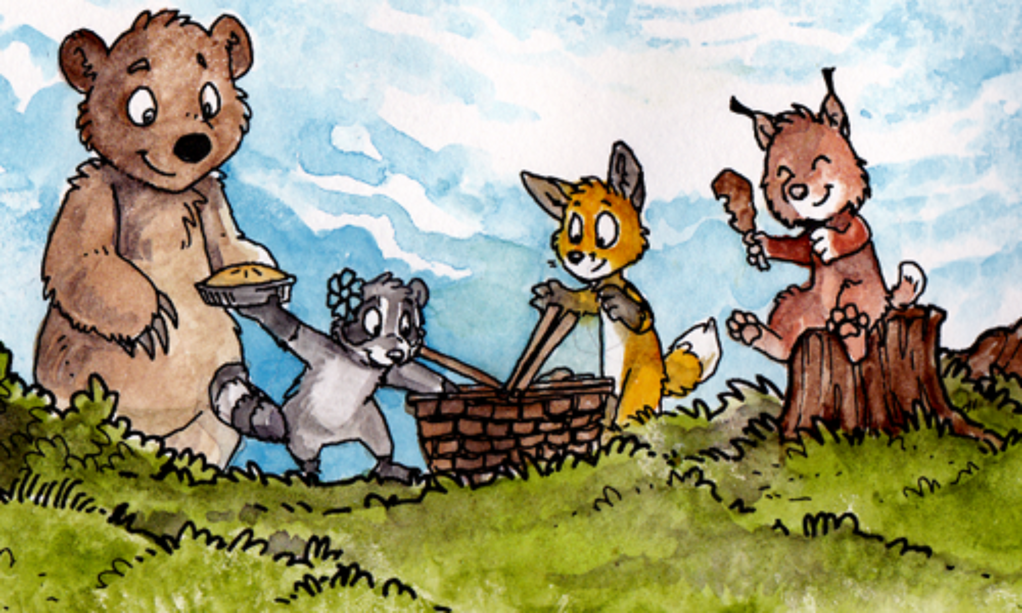 Furry Picnic - The Seventh!